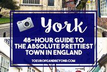 York Uk.