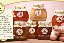 Mrs Bridges / If you're a lover of traditionally made preserves & chutneys, then this range is for you. Mrs Bridges is a family owned and run business, proud of its heritage and traditional products. Each product is crafted with care and attention, from artisan jam makers with years of experience. http://bit.ly/2fSAo9o