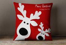 Vánocní polštáře :-)