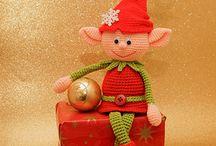 Simply Christmas Crochet / Cute Christmas crochet patterns and ideas.