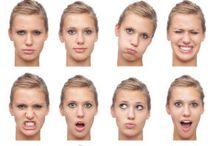 gezichtsuitdrukkingen