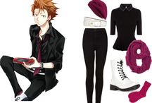 Psycho Pass casual cosplay