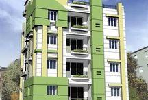 Flats for sale in Nagavara / Flats/Apartments for sale in Nagavara , Bangalore India - Buy 2 BHK, 3 BHK Luxury Apartments/Flats in Bangalore at Nagavara Fern Gruha Kalyan.