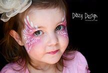 Fantacy MakeUp/Face Painting