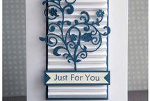 Crafts - Cards 4 / by Betty Davis