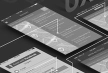 UI Inspiration / User Interface Design Inspiration #UI #UX #WebDesign #Programming