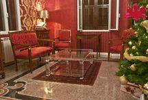 MAROON! Acrylic interiors furniture / Acrylic furniture interiors and design. Color: MAROON