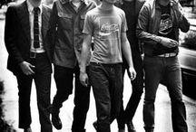 Bands / by Hamish Pinkham
