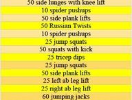 Cross Training Workouts