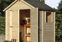 Abris de jardin / Embellissez votre extérieur grâce à notre sélection de cabines fonctionnelles et design.