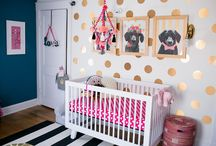* Bright Nurseries * / Are bright, colourful nurseries more your thing? Get all your inspo here...