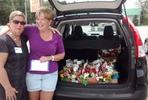 Flower Deliver  - Delivering SMILES / Delivering our Flowers - Bringing SMILES to those who need a Lift!