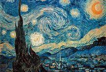 Vincent van Gogh peintures / Profitez des magnifiques peintures Vincent van Gogh!
