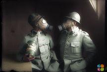 Soldat Italien WW1 / Photos de soldats Italiens durant la première guerre mondiale