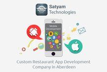 Custom Restaurant App Development Company in Aberdeen