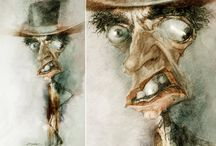 karikatúry/caricatures