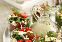 Wedding food buffet ideas