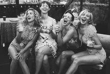 Friendship Group Girls