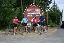 Cycling Vancouver Island