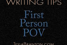 Writing - Point of View, Narration, Voice and Tone / 1st, 2nd, 3rd Person POV, narration, tense