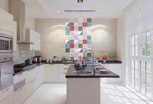 Design konyhák / Kiemelkedő design konyhák amikben öröm főzni.