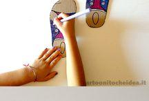 The Best of - Cartoonito Che Idea! / Tante idee tutte a misura di bambino. www.cartoonitocheidea.it