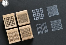 Rubber Stamps / by Noemi Molina