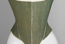 Clothing: 18th century Underpinnings / by Kate {Beatriz Aluares}