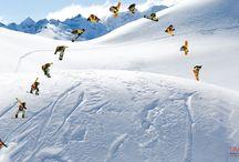 Snowboarding! / by Savannah English