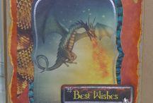 Cariad's Cards - fantasy