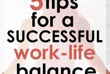 Healthy Work Life Tips