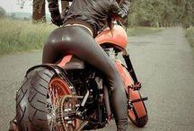 girls & bikes