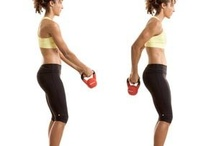 Fitness: Shoulders | Arms | Chest / by Ashley Ghilardi