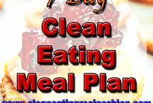 Diet & Clean Meal PLAN