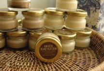 cremas naturales caseras