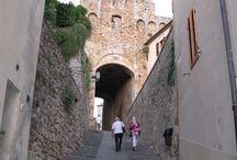 Massa Marittima / Views of Massa Marittima, a beautiful medieval place in #Maremma, #Tuscany