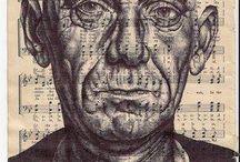 GCSE - Portraits