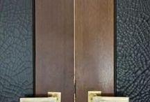 Doors, hardware / Doors, Handles, Interesting details..