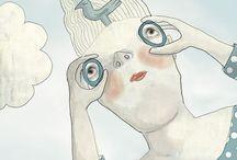 Red Cheeks - Illustration