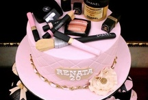 make-up cakes