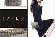 """LAYKH HANDBAGS / Python, Ostrich, Stingray, Lizard, Caiman Crocodile & Alligator - all grade one skins from the best tanneries worldwide are handmade in Hong Kong to craft the chic collection of handbags entitled """"Laykh"""".  Laykh bespoke services provides the ultimate shopping experience allowing each person to create elegant handbags to suite one's personal style and taste combining high quality luxury materials, bespoke services, competitive pricing and express delivery. ~ www.laykh.com"""
