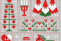 2017 Christmas cross stitch