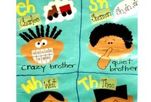 School Anchor Charts / by Jennifer Campbell