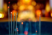 Altars. Rituals. The Sacred. / Unlocking secrets that may only be shared through prayer, meditation and practice.