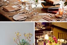 Party Decorations / Ideas for a beautiful celebration.