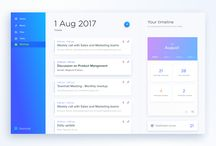 Saas Product UI / UX design