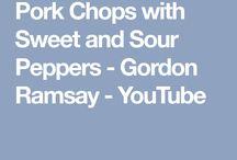 Ramsey pork chops