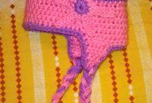 Mé háčkování a pletení pro radost. / Pletené a háčkované výrobky všeho druhu :) .