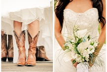 Vintage & Country Chic Wedding Style