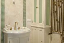 Łazienki | Bathroom cabinets | by Artystyczna Manufaktura / wykonujemy zabudowy i meble wolnostojące do łazienek